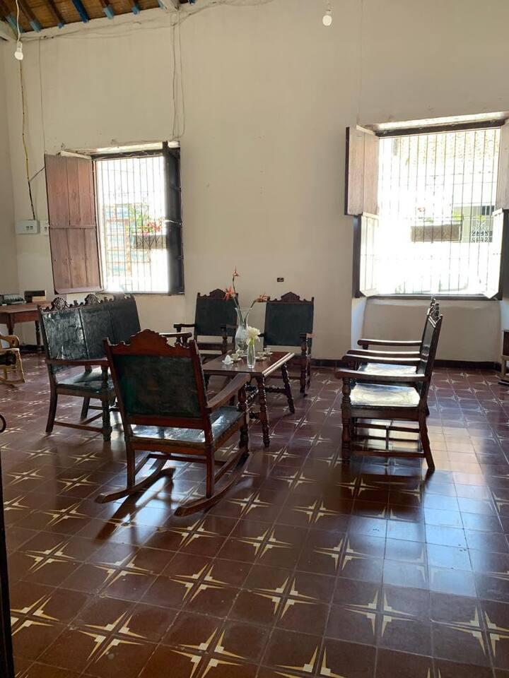 Hostal Casa Alario, experiencia momposina!