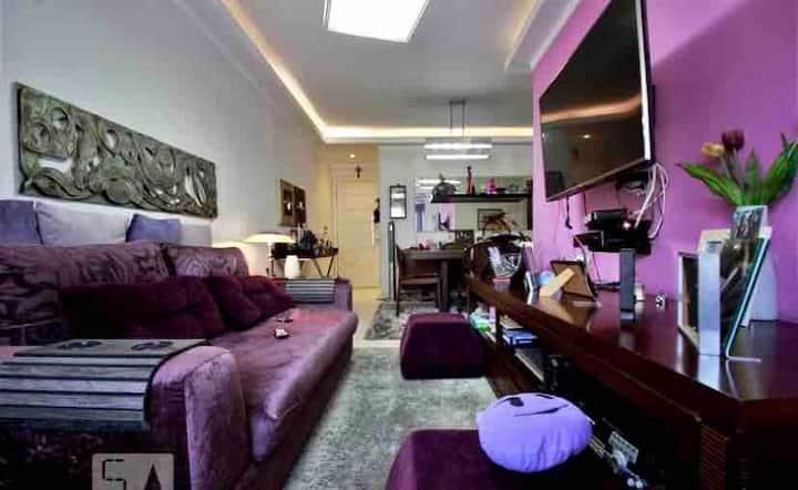 Apartamento  acolhedor Morumbi localização TOP!