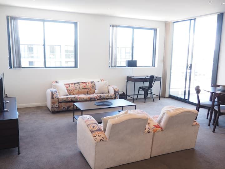 Convenient, comfortable 2 bedroom apartment