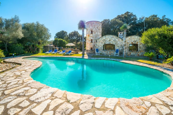 Torreta - nice villa with private pool & garden - Búger - Villa