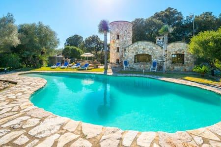 Torreta - nice villa with private pool & garden - Búger - Villa