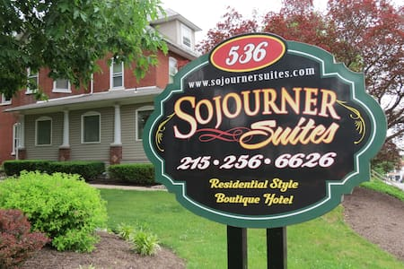 The Sojourner is a Victorian Estate - Harleysville