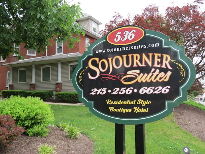 The Sojourner is a Victorian Estate