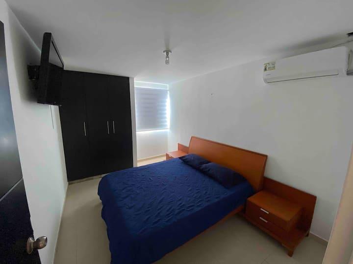 Apartamento independiente, ubicación central