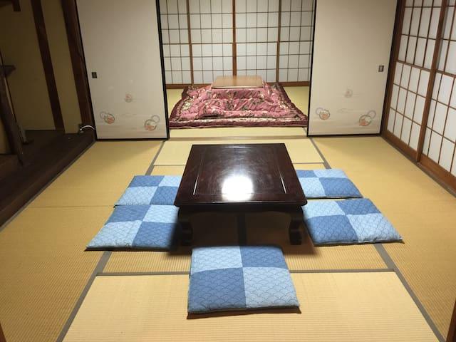 Wi-Fi あります! 愛知県蒲郡市 広いお部屋になります