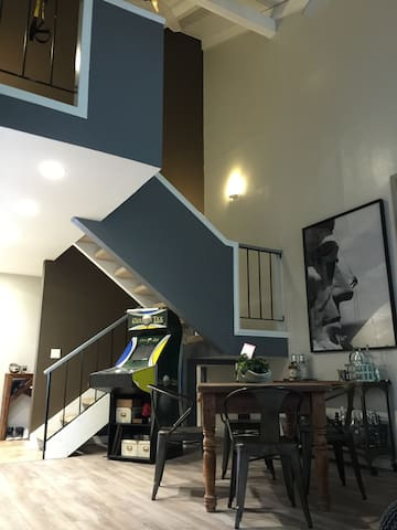 Completely remodeled Townhouse 30min from SF - Walnut Creek - Casa