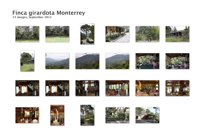 Paradise Mountain Cabin in Medellin - Girardota - Bed & Breakfast