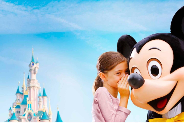 Proche Disney, dépôt possible