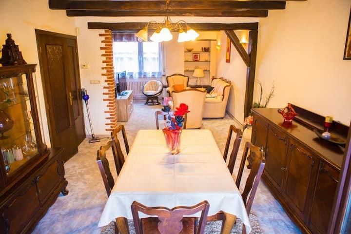 Maison au style authentique près du Luxembourg