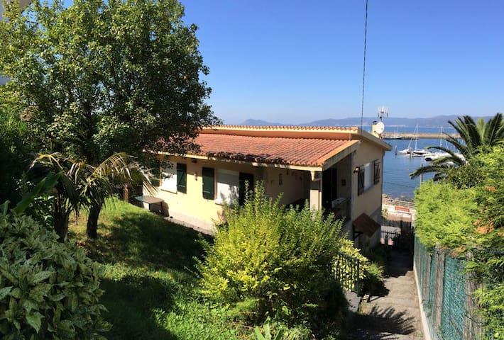 Preciosa casa frente al mar - Portosín - Ev