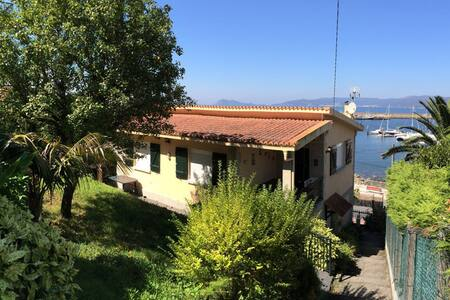 Preciosa casa frente al mar - Portosín - Talo