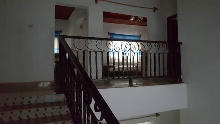 Maison à louer à 400 m de la route de prince ssos