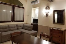 2 Bedrooms & 2 Bathrooms 100m from Piazza Navona