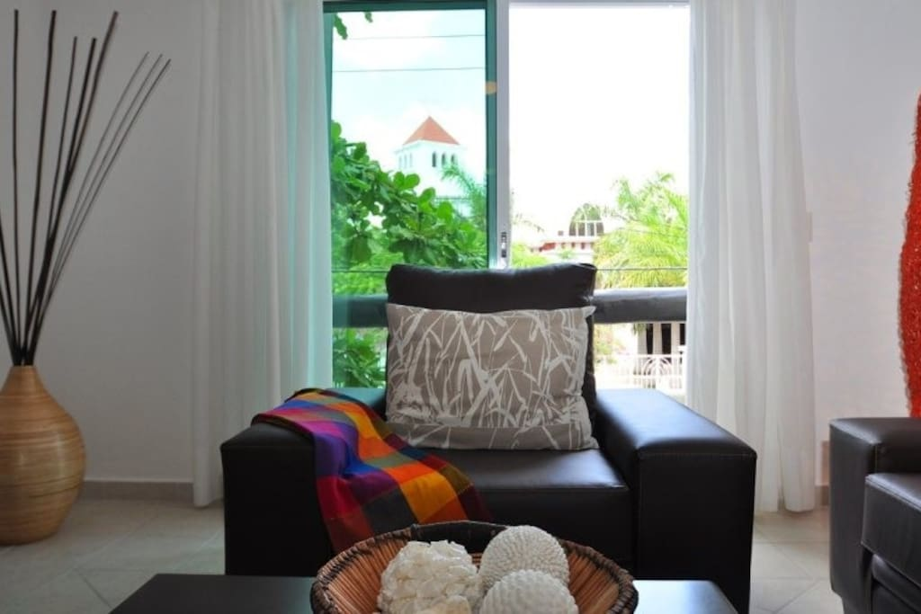 Playa Del Carmen Beach Living
