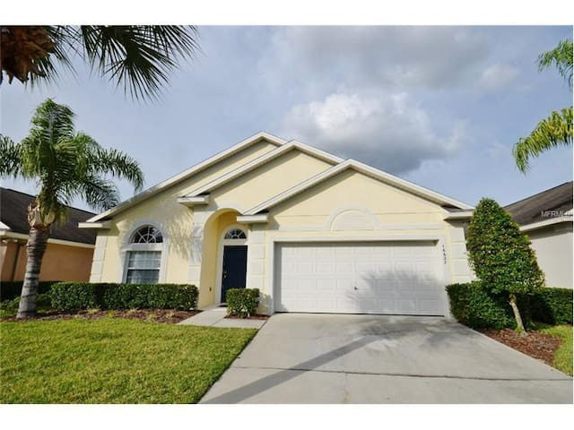 Disney Pool Villa, Cranberry South - Clermont - Talo