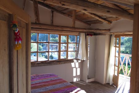 Las Bananas - Double room with private balcony