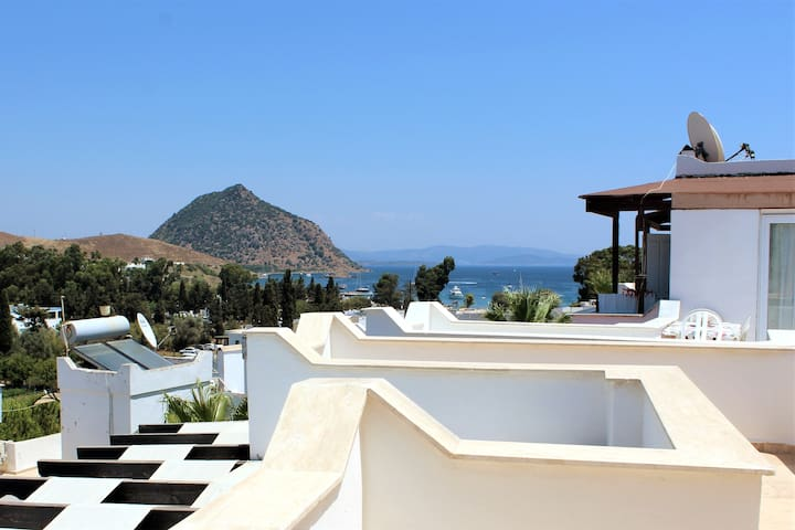 Villa nearby beach in Akyarlar/Bodrum