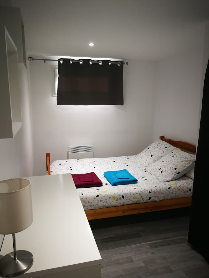 Location chambre Gers 2