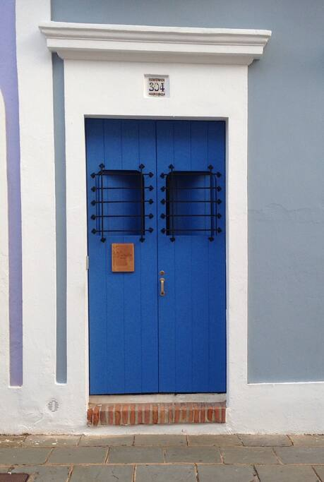 We just repainted the house and doors. They look amazing!
