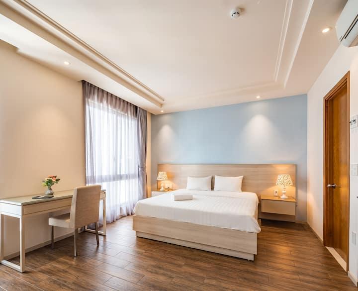 Secc  Luxury Apartment