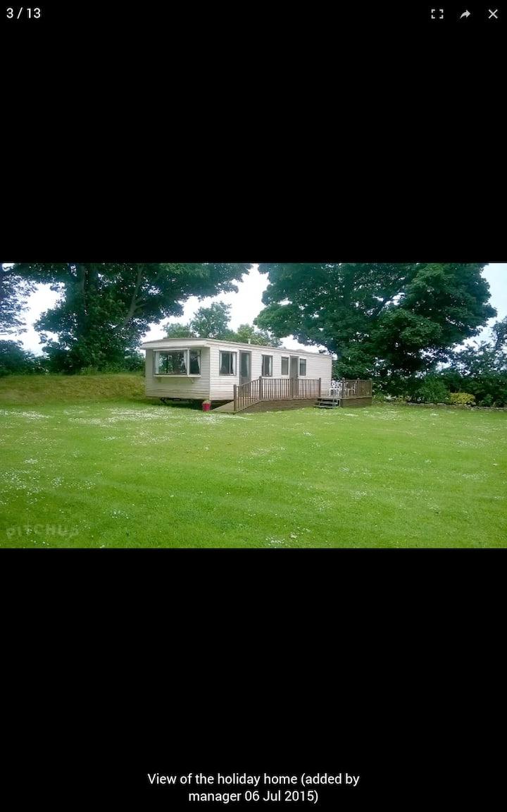Haugh Rigg  Cosy Caravan