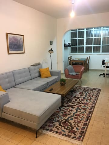 Relaxed Apartment Very Close to Tel Aviv