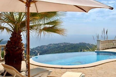 Villa Bella Vista,infinity pool ,amazing seaview