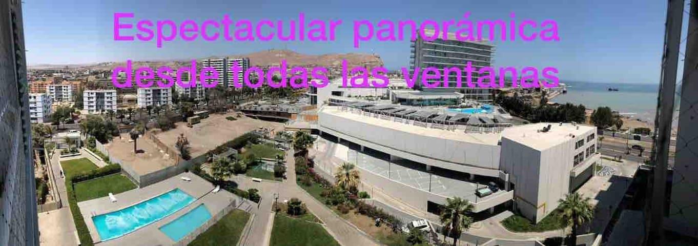 SÚPER2 parqueo mall centro puerto ferrocarrilTacna