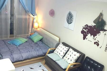 유성온천역1분 신축APT Yuseong cozy sudioAPT - Yuseong-Gu - Apartament