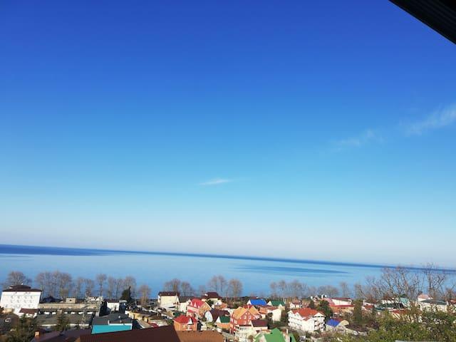 """Гостевой дом рядом с пляжем """"На Пролетарской"""""""