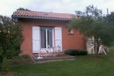 Chambre vue sur les vignes - Eauze