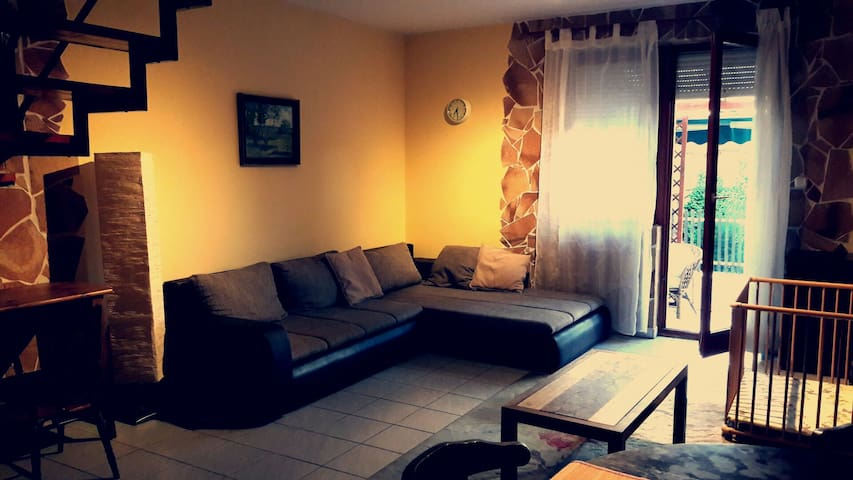 Cozy apartment for 4-6 persons in Siófok - Siófok - บ้าน