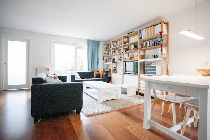 Spacious familyhouse, 10 minutes from centre