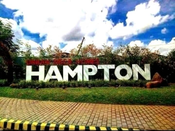 The Hampton Residences - 1BR Fully Furnished Condo