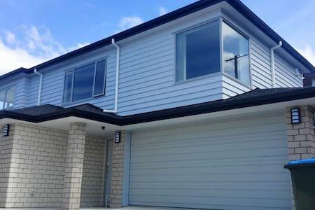 Quiet and comfortable room in Hillsborough - Auckland - Villa