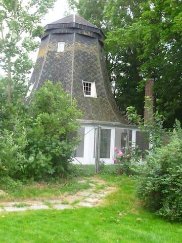 Mühle Ülkegatt, Nordseenähe, - Wittmund - Dom