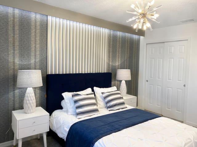 Suite 2 (upstairs)
