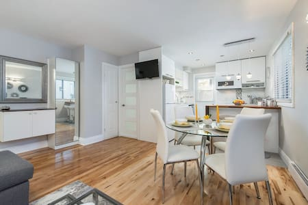 Charming 2bdrm Condo in Montreal