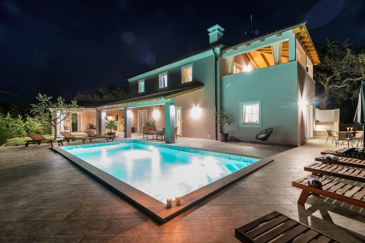 Mediterranean house near to the beautiful beaches