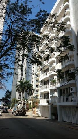 Mini-Depto a 60 mts de la playa en Acapulco Dorado