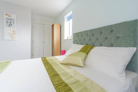Delightful Cosy Double Room in Lincolnshire