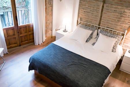 El dormitorio de la Catedral 3 - Segóvia - Apartamento