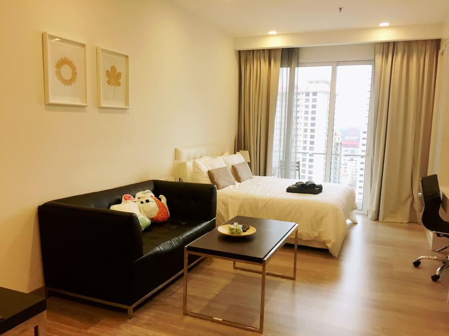 simple and comfortable stay