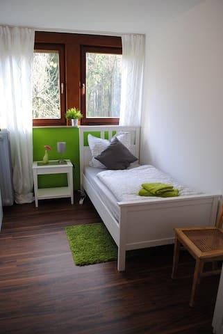 Schönes EZ (Nr. 4) in Zentru(SENSITIVE CONTENTS HIDDEN)ähe und Naturnah - Detmold - Apartament