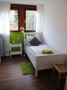Schönes EZ (Nr. 4) in Zentrumsnähe und Naturnah - Detmold - Apartmen