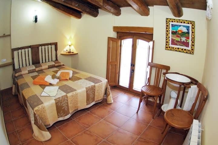 La Casa de Óscar, Alfambra (Teruel)