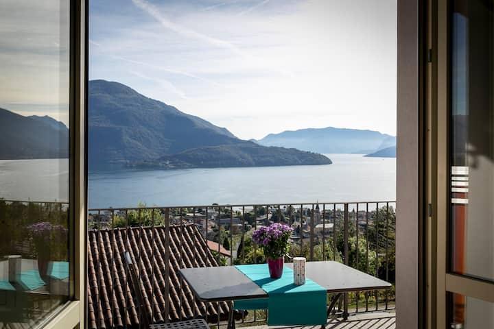 Lake Como - Residence La Collina - Mandorla