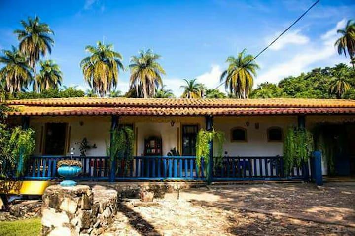 Rancho Flores Serra Piedade Quarto 4