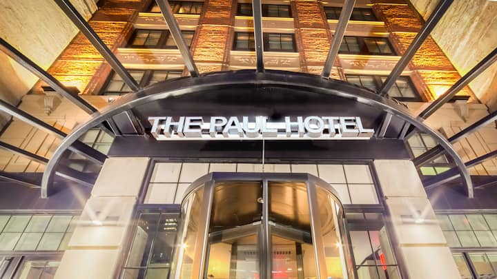 The Paul Hotel - Modern Luxury - Chelsea / NoMad