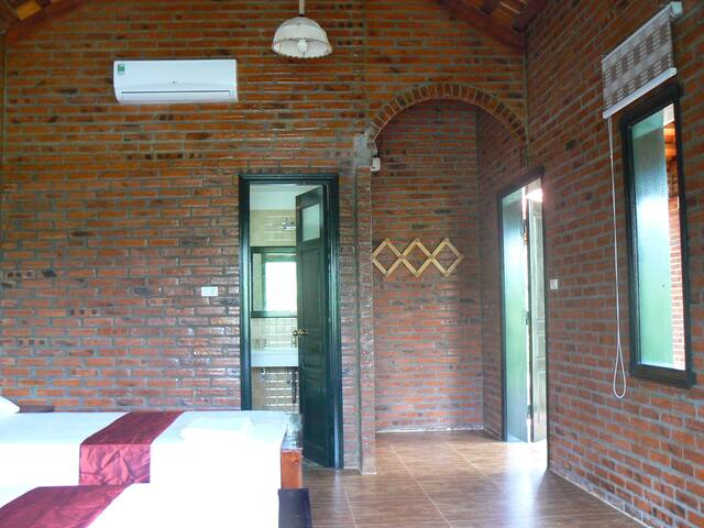 Dinh Gia Home -  Twin Bungalow with lake view
